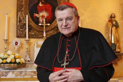 His Eminence Cardinal Raymond Burke