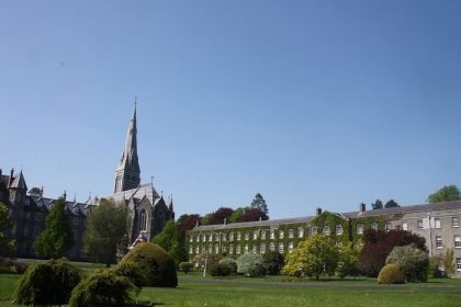 Church in St Patrick's college Maynooth
