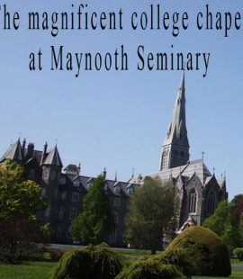 Church in Maynooth college
