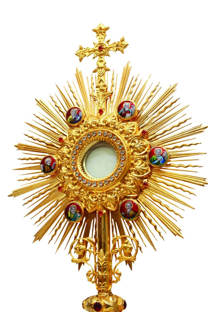 Image of Monstrance