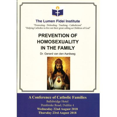 Prevention of Homosexuality book cover