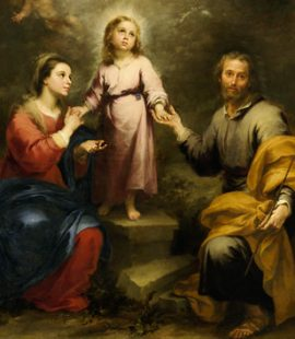 Murillo - Earthly & Heavenly Trinities