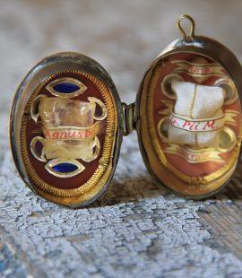 Catholic relics