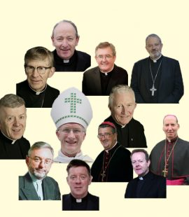 photos of Irish bishops